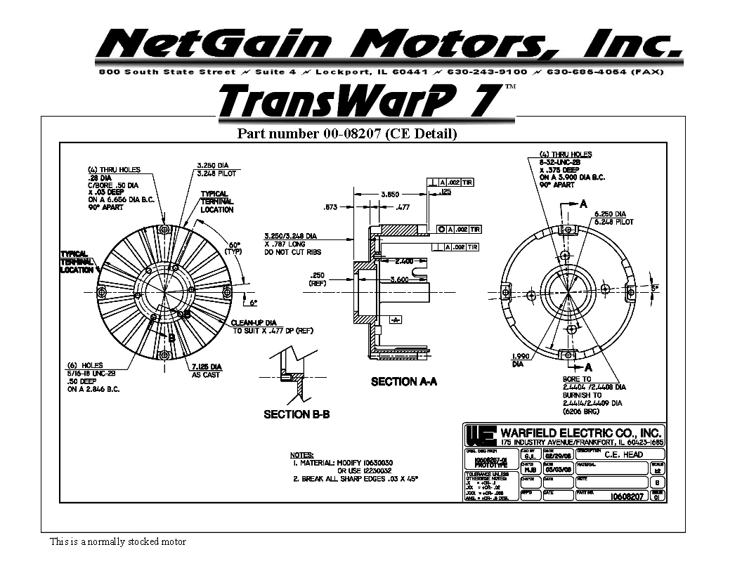 NetGain Motors, Inc. Image Gallery