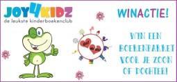 Winactie Joy4Kidz site