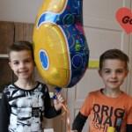 Verrassing! Een heliumballon per post!