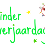 Kinderverjaardag & het kinderfeestje voorbereiden