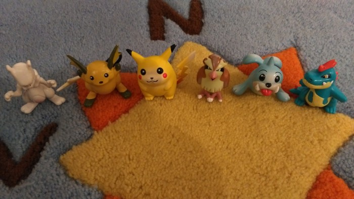 Pokemon figuren