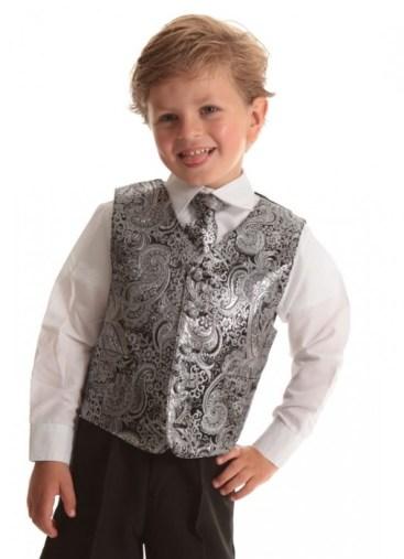 Suits you well gilet bruidsjongen