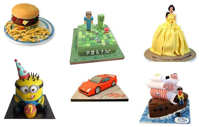 3d taart taartenwinkel