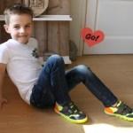 Jesse's Outfits | Met blitse Develab sneakers klaar voor de zomer!