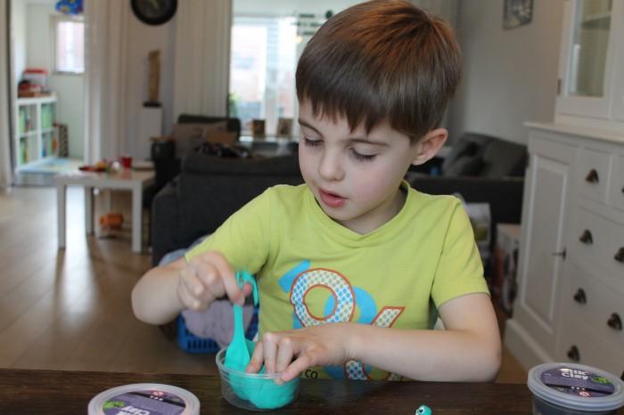 Silk clay zacht