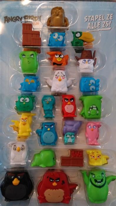 Angry Birds namen