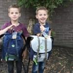 Klaar voor groep 3 met Duifhuizen tassen & koffers