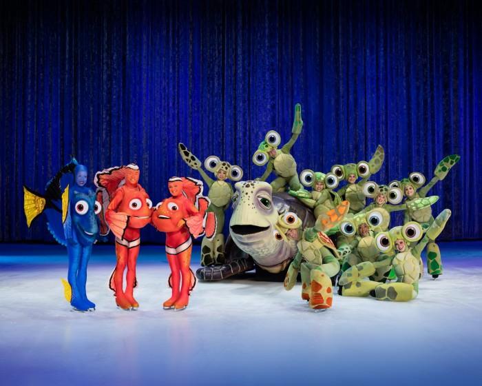 Disney ice