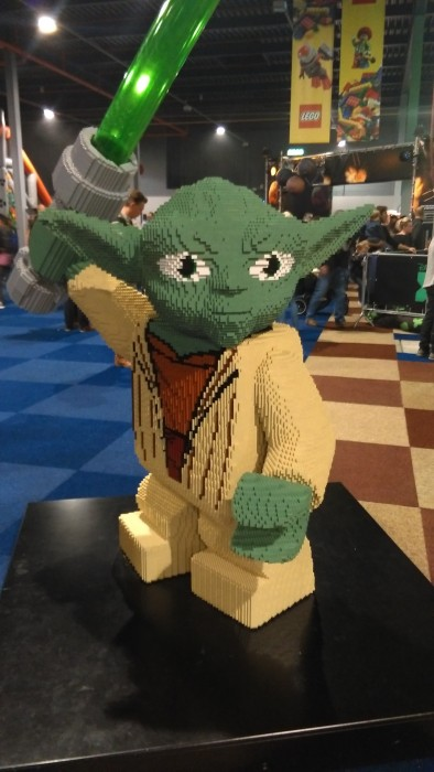 Lego World 2016 starwars