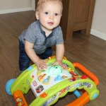{ Review } | 3-in-1 Activity Walker Light 'n Go