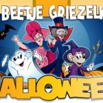 De Julianatoren in Halloween sferen