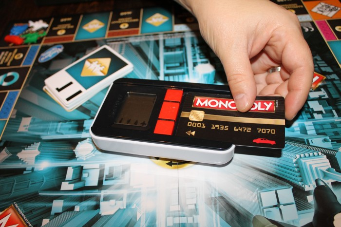 ervaringen monopoly bankieren , Monopoly Extreem Bankieren is dus echt supervet