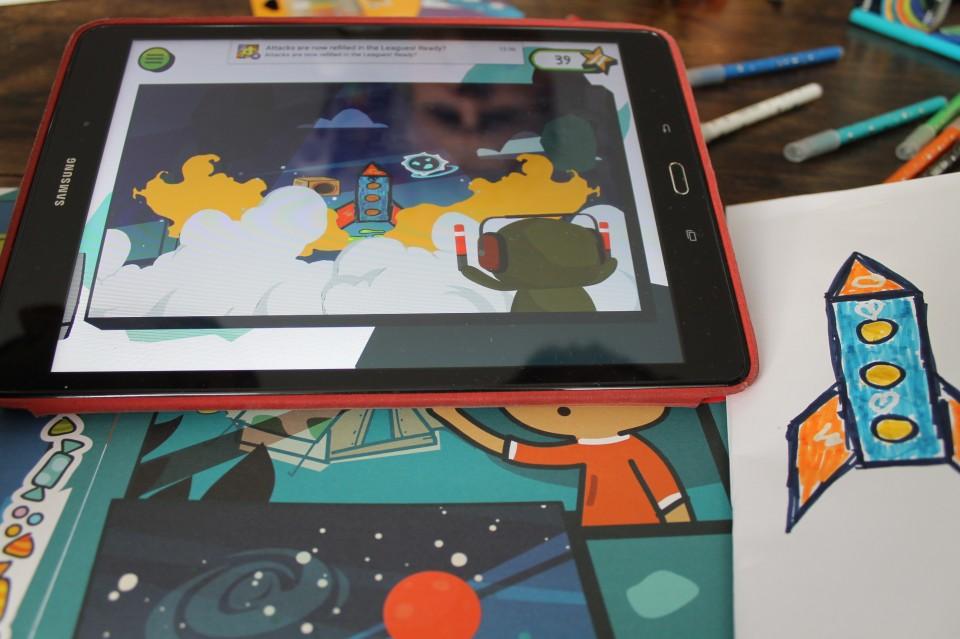interactief-kleurboek-app