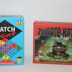{ Review } Zwarte Kater en Match Point van The Game Master