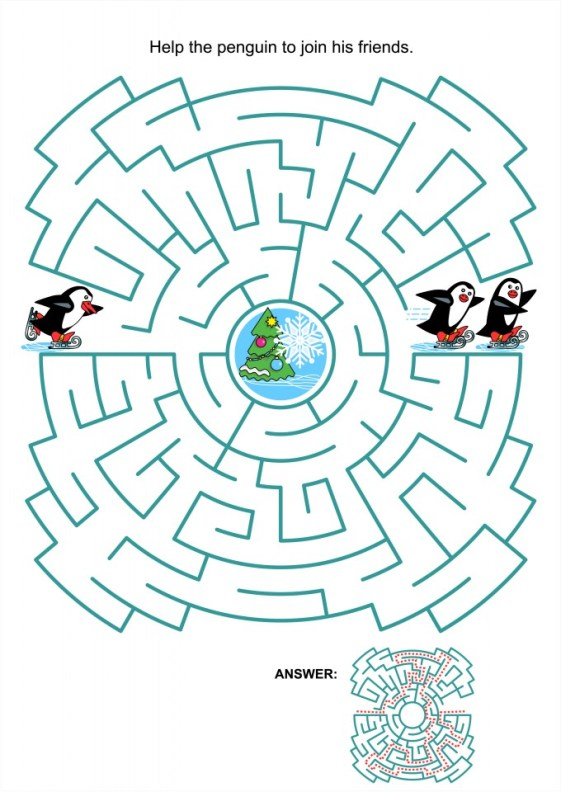 Favoriete Kerst spelletjes voor kinderen en volwassenen - Go or No Go #OG17