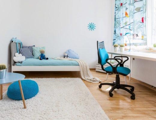 gewone slaapkamer 5x mooie raamdecoratie voor de kinderkamer