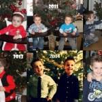 Een Kerststal en Kerstcadeaus onder de Kerstboom