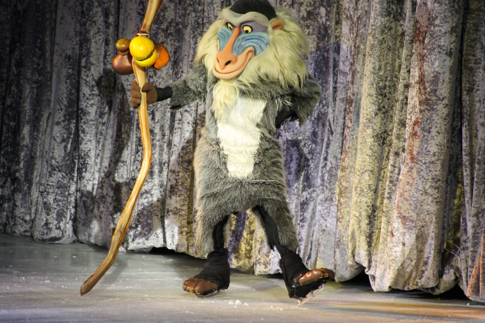 Disney on ice ervaringen