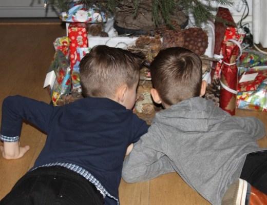 kerst vieren met kinderen