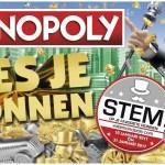 Stem mee op de nieuwe pionnen bij Monopoly!
