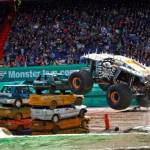 Monster Jam komt terug naar de Kuip!