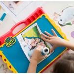 { Review } | Kinderen mogen zelf papier snijden met Cut It Out