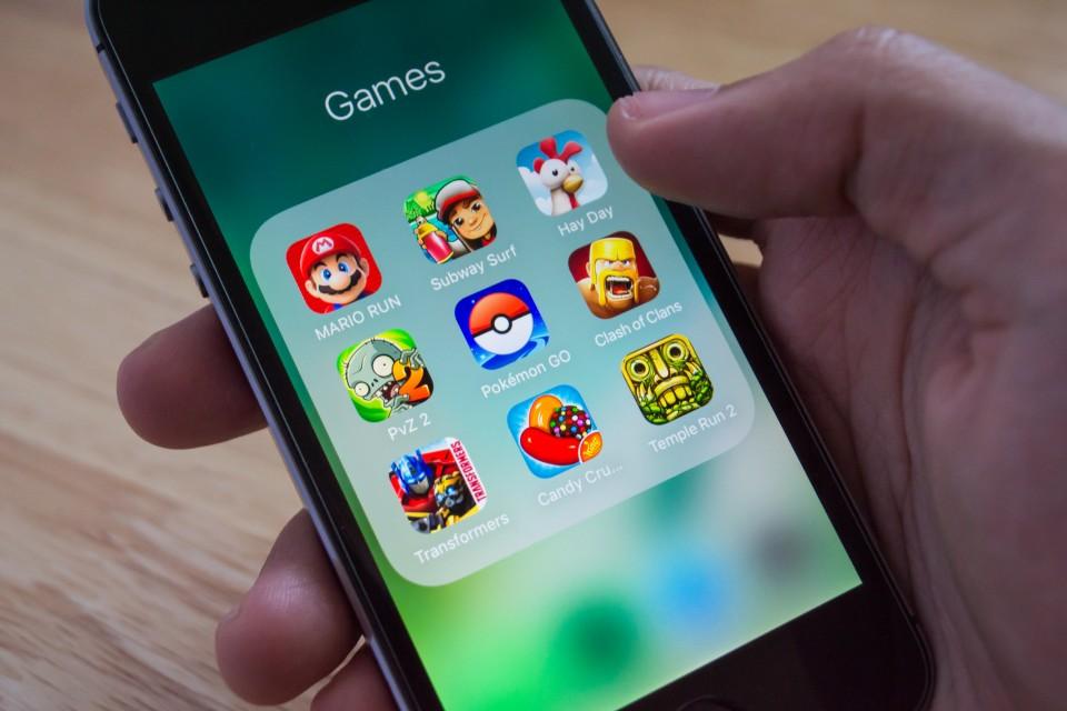 10x de leukste spellen apps voor een 8-jarige