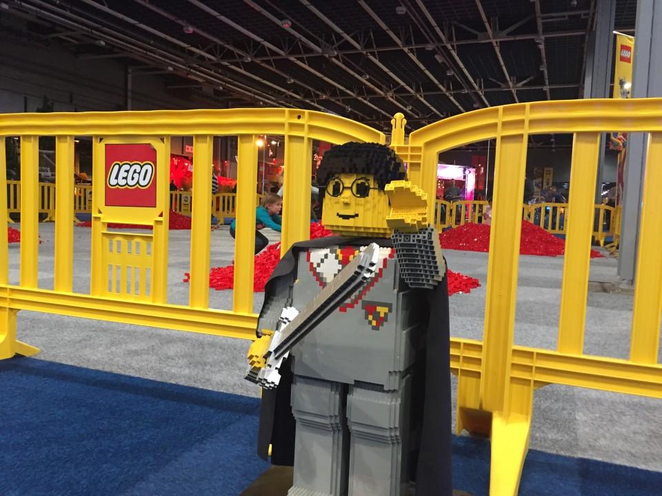 LEGO evenement weer te vinden in de Jaarbeurs in Utrecht: LEGO Wor