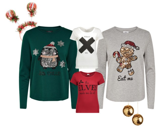 Kersttrui V En D.De Hele Familie In Een Foute Kersttrui Go Or No Go