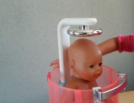 BABY born® douche