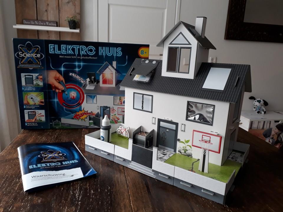 Ravensburger ScienceX Elektro Huis