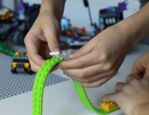 Mayka bouwblokes tape of LEGO tape