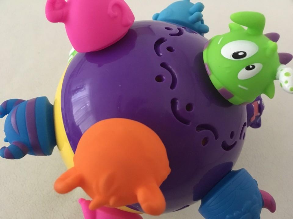 Review chuckle ball voor kinderen 1 jaar
