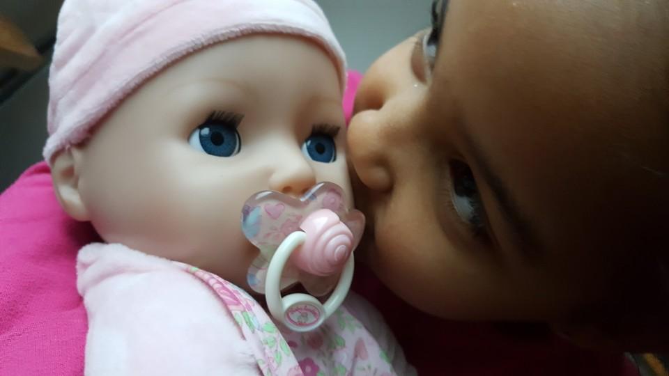 { Review } | Baby Annabell; net een echte baby met ...