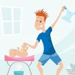 Tag: De rotklusjes van het ouderschap: wie doet wat?