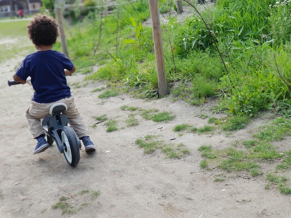 welke loopfiets voor kind 1 jaar