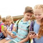 Telefoongebruik door kinderen