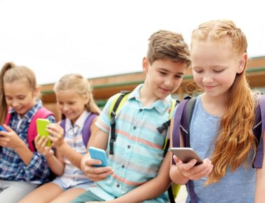 telefoongebruik kinderen telefoongebruik