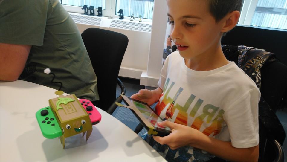 Nintendo labo leuk voor 6 jaar coderne