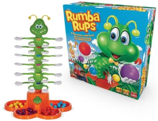 Rumba Rups spel review