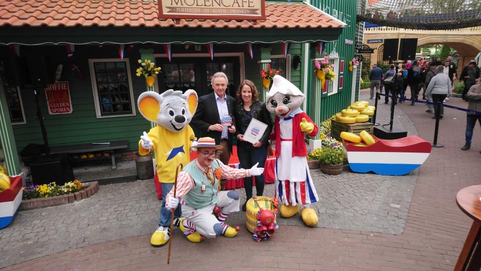 europa-park winnaar ANWB beste uitje grens