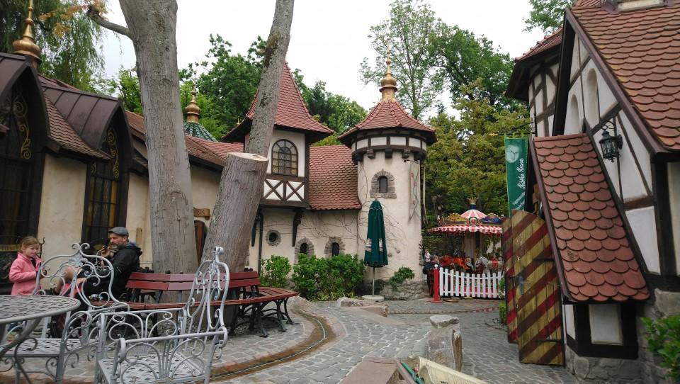 europa-park sprookjesbos