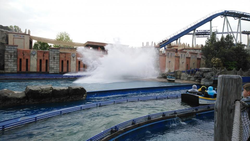 europa-park waterattracties