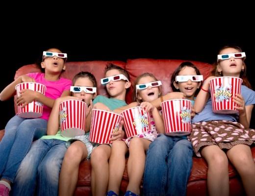televisie kijken relaxed tv kijken kinderen