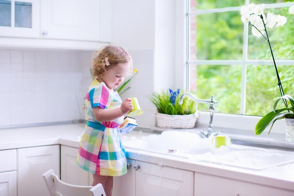 Keuken En Badkamer : Tips voor een kindvriendelijke keuken en badkamer go or no go