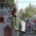 Uittip zomervakantie: High Dive Stuntshow De Drakenridders in Hellendoorn
