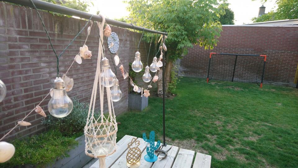 schelpenslinger DIY maken