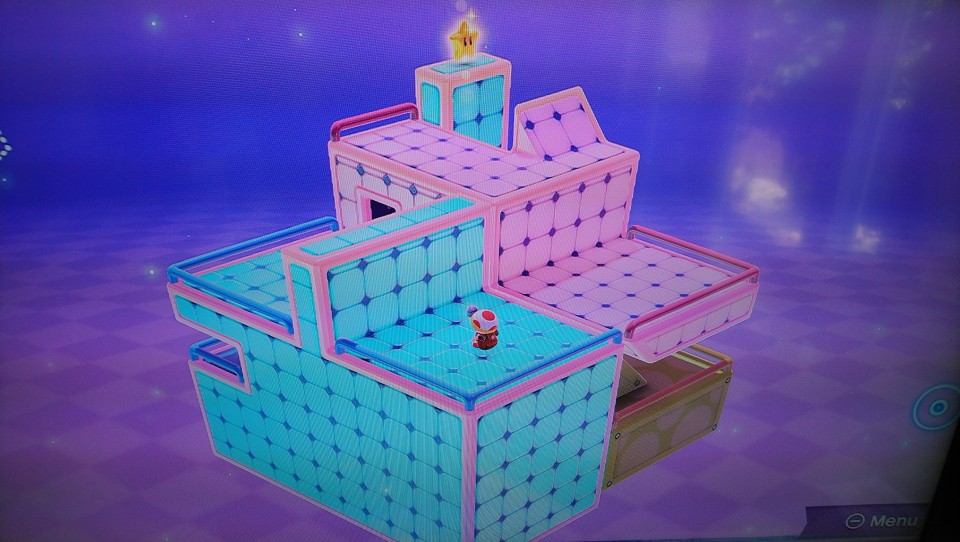 Captain Toad Treasure Tracker puzzelen