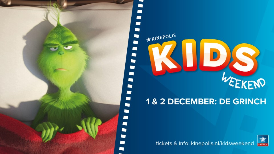 de grinch kids weekend