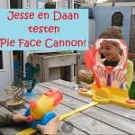 Win Pie Face Cannon: het hilarische slagroomspel!